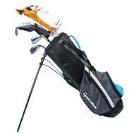 TaylorMade Rory Jr 6-Piece Blue Club Set
