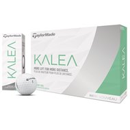 TaylorMade Kalea White Golf Ball