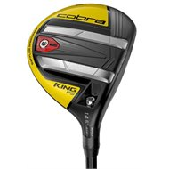 Cobra King F9 Speedback Black Yellow Fairway Wood