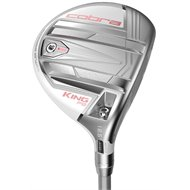 Cobra King F9 Speedback White Pink Fairway Wood