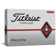Titleist Pro V1x High Numbers Golf Ball