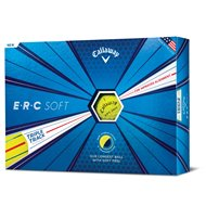 Callaway ERC Soft Yellow Golf Ball
