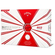 Callaway Supersoft Red 19 Golf Ball
