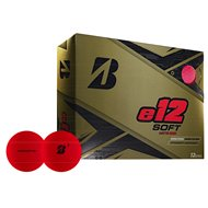 Bridgestone E12 Soft Red Golf Ball