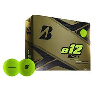Bridgestone E12 Soft Green Golf Ball