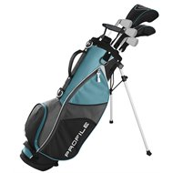 Wilson Profile JGI JR Large Teal Club Set