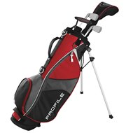 Wilson Profile JGI JR Small Red Club Set