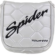 TaylorMade Spider Tour Diamond Silver Headcover