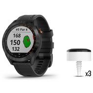 Garmin Approach S40 Watch CT10 Bundle GPS/Range Finders
