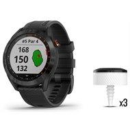 Garmin Approach S40 Watch CT10 Bundle GPS/Range Finders