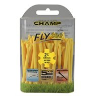 Champ 2 3/4 Zarma Fly Tee Golf Tees