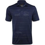 Greg Norman Shark Jacquard Shirt