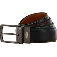 Greg Norman Reversible Multi Color Stitch Accessories