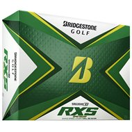 Bridgestone Tour B RXS 2020 Yellow Golf Ball