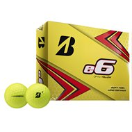 Bridgestone E6 2020 Yellow Golf Ball