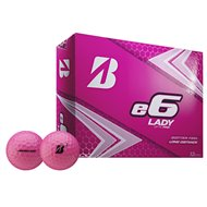 Bridgestone E6 Lady 2020 Pink Golf Ball
