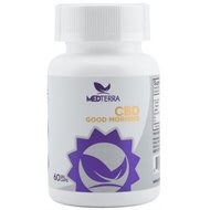 Medterra Good Morning Capsules CBD