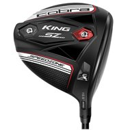 Cobra King Speedzone Black/White Driver