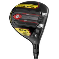 Cobra King Speedzone Black/Yellow Fairway Wood