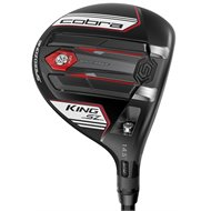 Cobra King Speedzone Black/White Fairway Wood