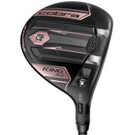 Cobra King Speedzone Black/Pink Fairway Wood