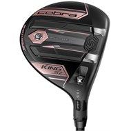Cobra King Speedzone Black/Pink Fairway Wood