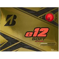 Bridgestone E12 Soft BONUS PACK RED Golf Ball