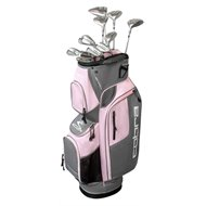 Cobra XL Speed Silver/Pink Club Set
