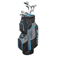 Cobra XL Speed Black/Blue Petite Club Set