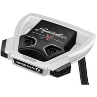 TaylorMade Spider X Chalk/White Single Bend Putter