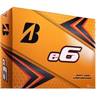 Bridgestone E6 2020 White Golf Ball