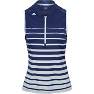 Adidas Engineered Stripe Polo Shirt