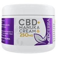 Medterra Manuka Healing Cream 250MG CBD