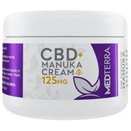 Medterra Manuka Healing Cream 125MG CBD