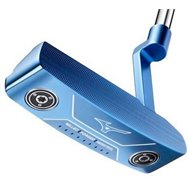 Mizuno M Craft II Blue ION Putter