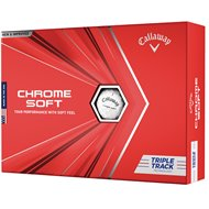 Callaway Chrome Soft Triple Track 2020 Golf Ball