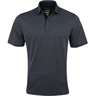 Greg Norman Solar XP ML75 Microlux 2 Below Stripe Shirt