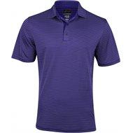 Greg Norman Solar XP ML75 Microlux 2 Below Stripe Shirt