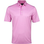 Greg Norman ML75 2 Below Micro Paisley Print Shirt