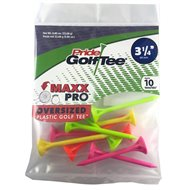 "Pride Maxxpro Oversized 3 ¼"" Golf Tees"