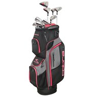 Cobra XL Speed Black/Pink Club Set