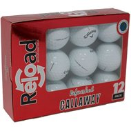Reload Refurbished Chrome Soft Golf Ball