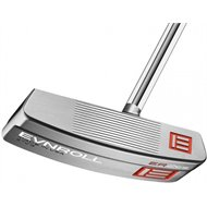 Evnroll ER2 Satin Midblade Center Shaft Gravity Grip Putter