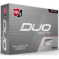 Wilson Staff DUO SOFT+ Golf Ball