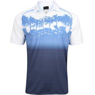 Greg Norman ML75 Weatherknit Palm Shirt