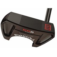 Evnroll ER5 Black Hatchback Mallet Gravity Grip Putter