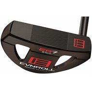 Evnroll ER7 Black Mallet Gravity Grip Putter