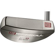 Evnroll ER8 Satin Tourmallet Gravity Grip Putter