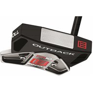 Evnroll ER10 Black Outback Mallet Gravity Grip Putter