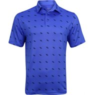 Under Armour UA Playoff 2.0 Micro Print Deuces Shirt